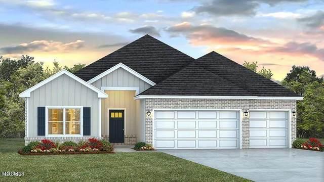 9455 Belle Creek Dr, Biloxi, MS 39532 (MLS #370466) :: The Sherman Group