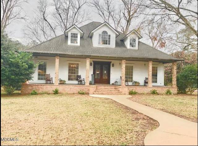 12701 Ware Lake Rd, Vancleave, MS 39565 (MLS #370487) :: Coastal Realty Group