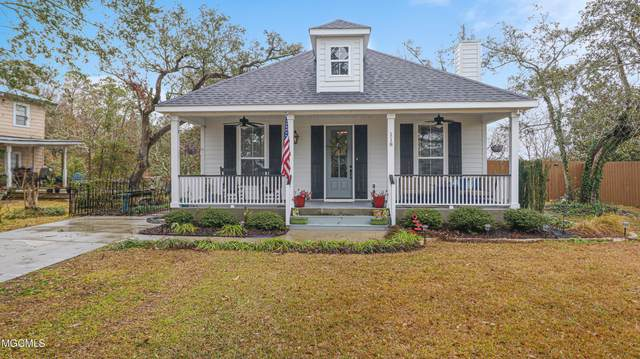 118 W 3rd St, Long Beach, MS 39560 (MLS #370492) :: Coastal Realty Group