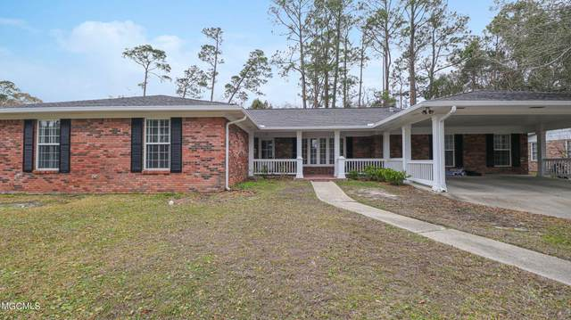 8 Bayou View Dr, Gulfport, MS 39507 (MLS #370524) :: Coastal Realty Group