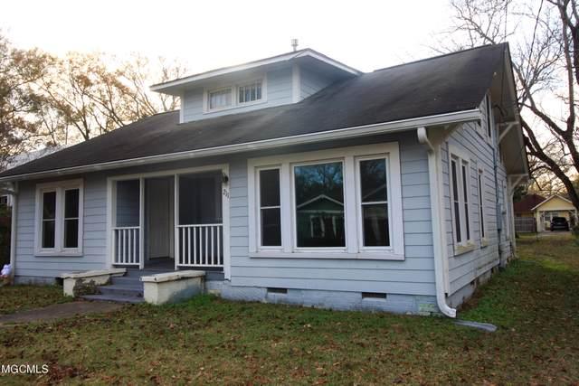 211 S 11th Ave, Hattiesburg, MS 39401 (MLS #370562) :: Coastal Realty Group