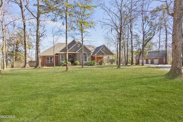 1400 Magnolia Bluff Dr, Gautier, MS 39553 (MLS #370773) :: Berkshire Hathaway HomeServices Shaw Properties