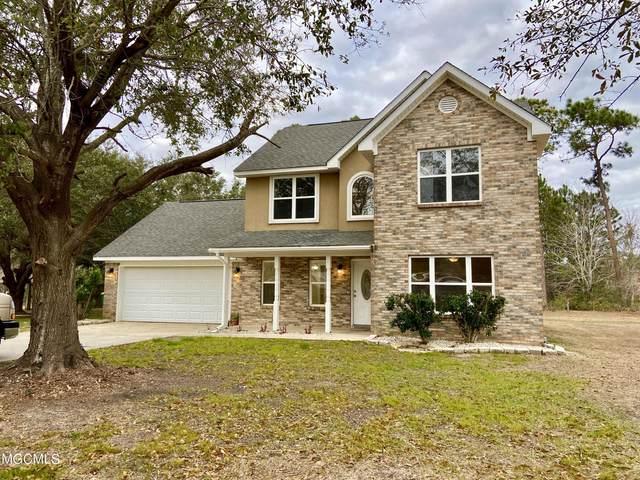 7804 Sarah Ln, Ocean Springs, MS 39564 (MLS #370782) :: Berkshire Hathaway HomeServices Shaw Properties