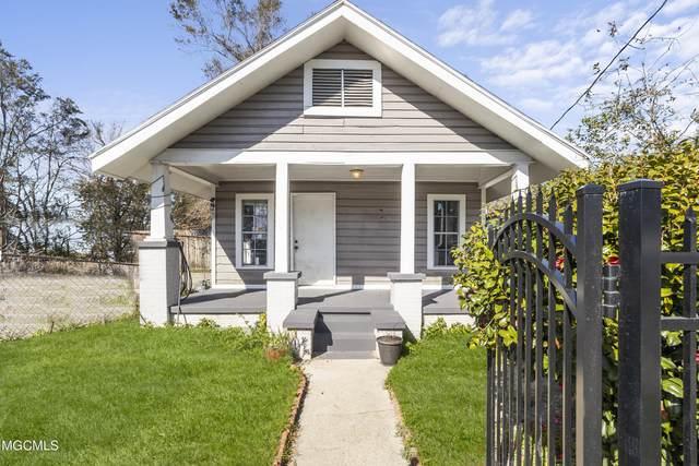 1524 20th St, Gulfport, MS 39501 (MLS #370785) :: Dunbar Real Estate Inc.