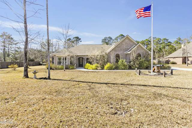 14487 Aerie Rd, Gulfport, MS 39503 (MLS #370922) :: The Sherman Group