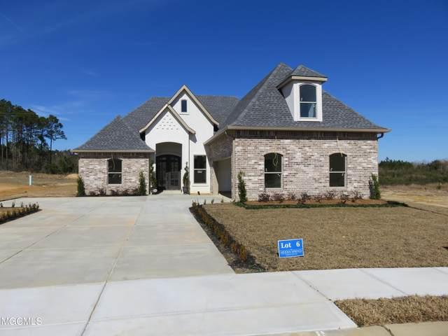 9478 Rue Andre Lot 6, Biloxi, MS 39532 (MLS #370962) :: Berkshire Hathaway HomeServices Shaw Properties