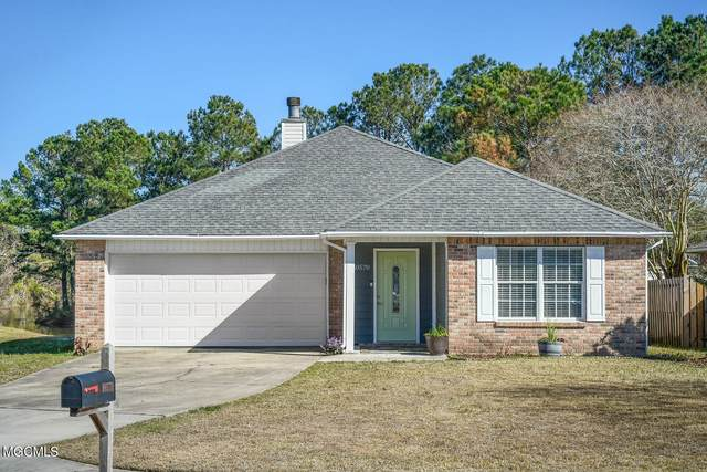10570 Shore Cv, Biloxi, MS 39532 (MLS #370987) :: The Sherman Group