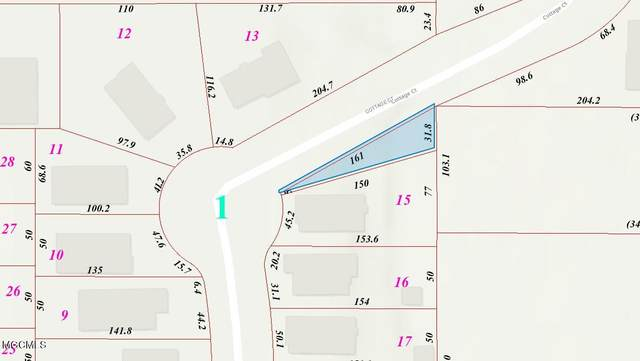 0 Cottage Ct, D'iberville, MS 39540 (MLS #371003) :: The Demoran Group at Keller Williams