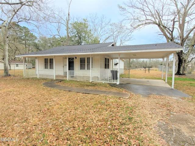 3624 Rollins Ave, Moss Point, MS 39563 (MLS #371116) :: The Sherman Group