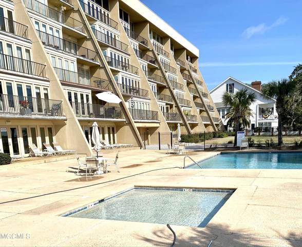 520 Beach Blvd #308, Biloxi, MS 39530 (MLS #371140) :: The Sherman Group