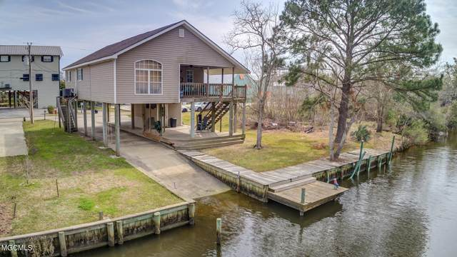 857 Deer Dr, Bay St. Louis, MS 39520 (MLS #371199) :: Berkshire Hathaway HomeServices Shaw Properties