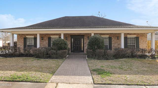 721 Dogwood Dr, Long Beach, MS 39560 (MLS #371201) :: Berkshire Hathaway HomeServices Shaw Properties
