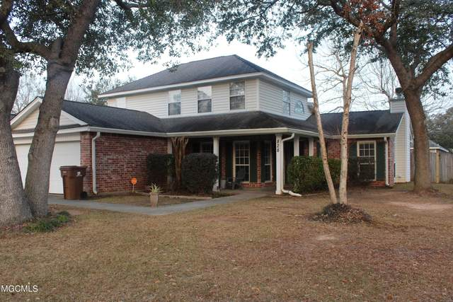 828 Ellington Dr, Biloxi, MS 39532 (MLS #371205) :: Biloxi Coastal Homes