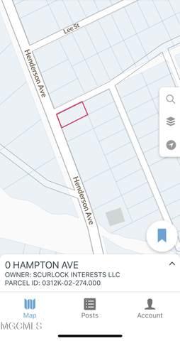 Lot 19 Hampton Ave, Pass Christian, MS 39571 (MLS #371312) :: Dunbar Real Estate Inc.