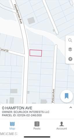 Lot 3 Hampton Ave, Pass Christian, MS 39571 (MLS #371317) :: Dunbar Real Estate Inc.
