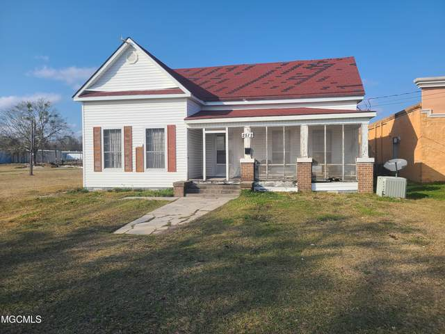 2512 29th St, Gulfport, MS 39501 (MLS #371352) :: Berkshire Hathaway HomeServices Shaw Properties
