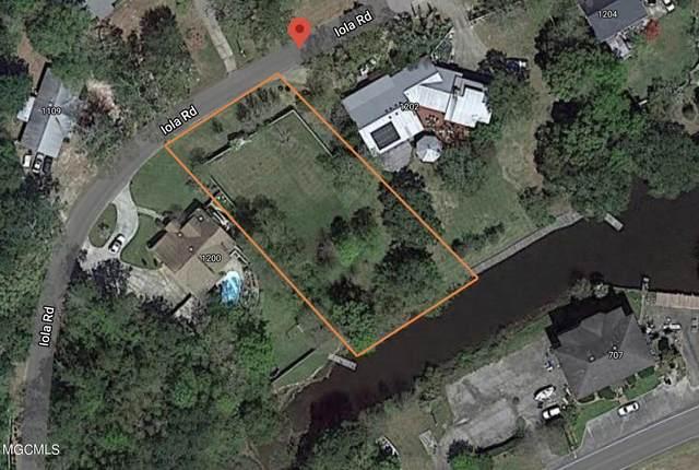 1200.5 Iola Rd, Ocean Springs, MS 39564 (MLS #371456) :: The Demoran Group at Keller Williams