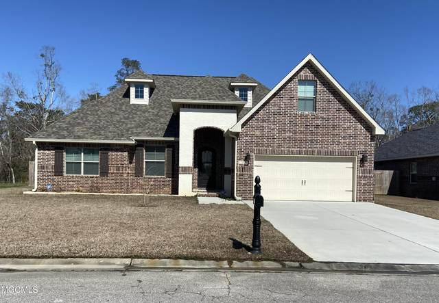 2 Canal Pl, Long Beach, MS 39560 (MLS #371467) :: Berkshire Hathaway HomeServices Shaw Properties