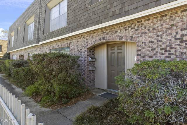 413 Kahler St #24, Gulfport, MS 39507 (MLS #371475) :: The Sherman Group