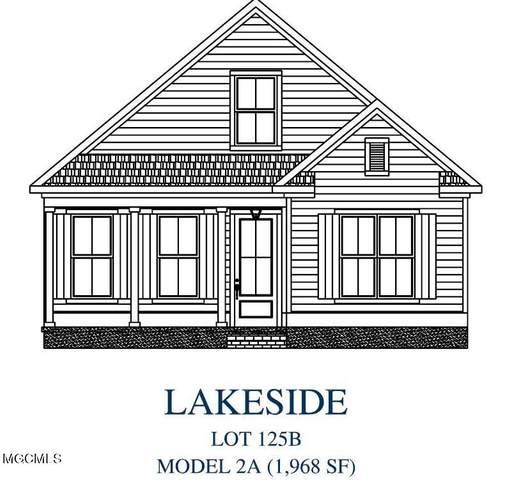 125b Carrolton St, Biloxi, MS 39532 (MLS #371516) :: Dunbar Real Estate Inc.