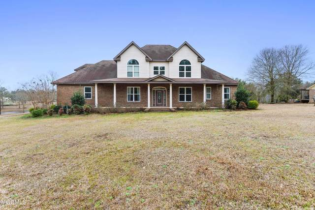 135 Blue Lakes Dr, Lucedale, MS 39452 (MLS #371549) :: The Sherman Group