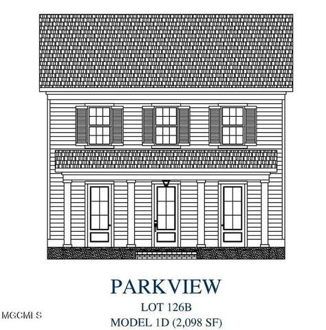 126b Carrolton St Lot 126B, Biloxi, MS 39532 (MLS #371559) :: Dunbar Real Estate Inc.