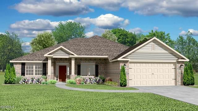 Lot 46 Emerald Lake Estates, Biloxi, MS 39532 (MLS #371572) :: Berkshire Hathaway HomeServices Shaw Properties