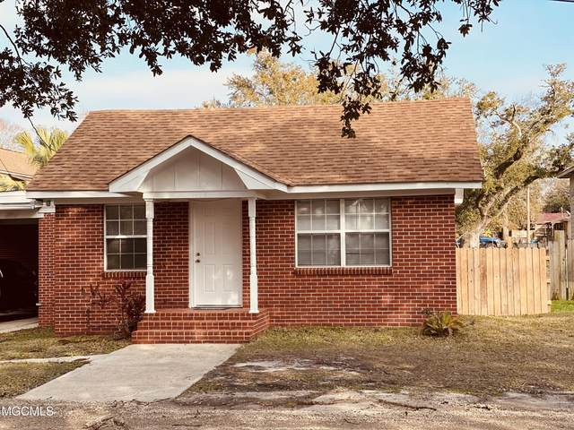 1918 Roosevelt St, Pascagoula, MS 39567 (MLS #371636) :: Berkshire Hathaway HomeServices Shaw Properties