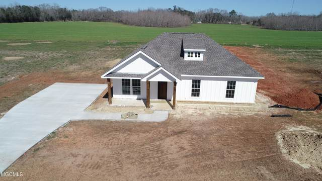 120 Walter Pope Rd, Lucedale, MS 39452 (MLS #371637) :: The Sherman Group