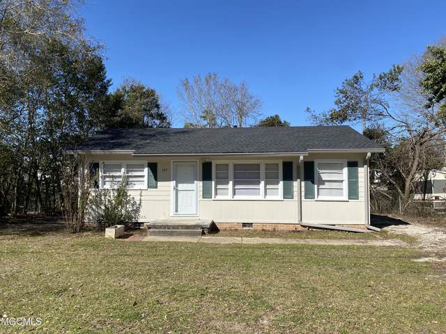 347 Belvedere Cir, Biloxi, MS 39531 (MLS #371644) :: Coastal Realty Group