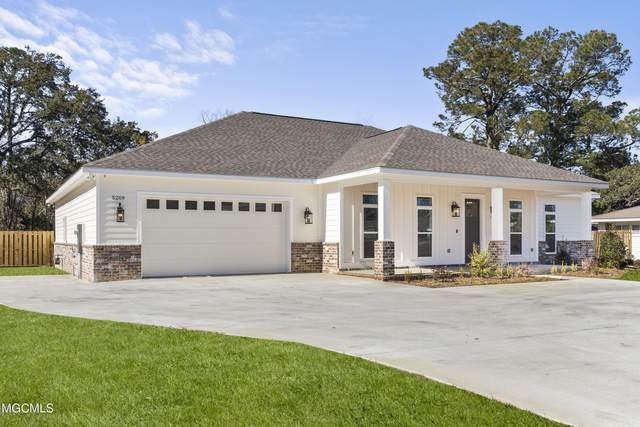 5209 Washington Ave, Gulfport, MS 39507 (MLS #371735) :: Berkshire Hathaway HomeServices Shaw Properties