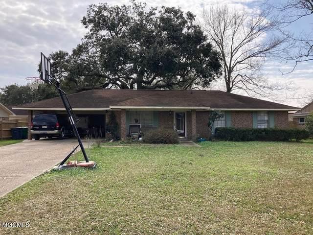 16205 Waycross Dr, Biloxi, MS 39532 (MLS #371736) :: Berkshire Hathaway HomeServices Shaw Properties