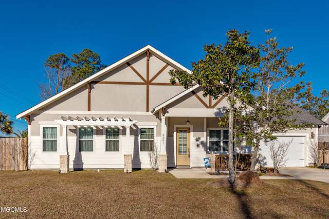 3301 Waterview Way, Gautier, MS 39553 (MLS #371746) :: The Demoran Group at Keller Williams