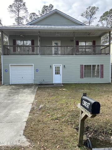 4105 7th St, Bay St. Louis, MS 39520 (MLS #371760) :: Berkshire Hathaway HomeServices Shaw Properties
