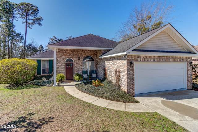 1821 Bonsecur Cv, Gautier, MS 39553 (MLS #371793) :: Berkshire Hathaway HomeServices Shaw Properties