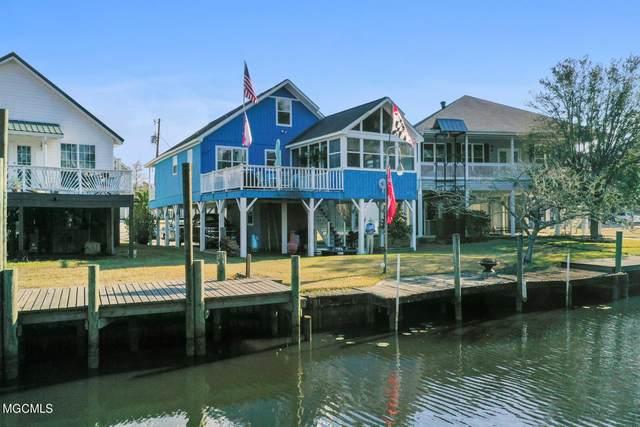 6236 Pontiac Dr, Kiln, MS 39556 (MLS #371799) :: Berkshire Hathaway HomeServices Shaw Properties
