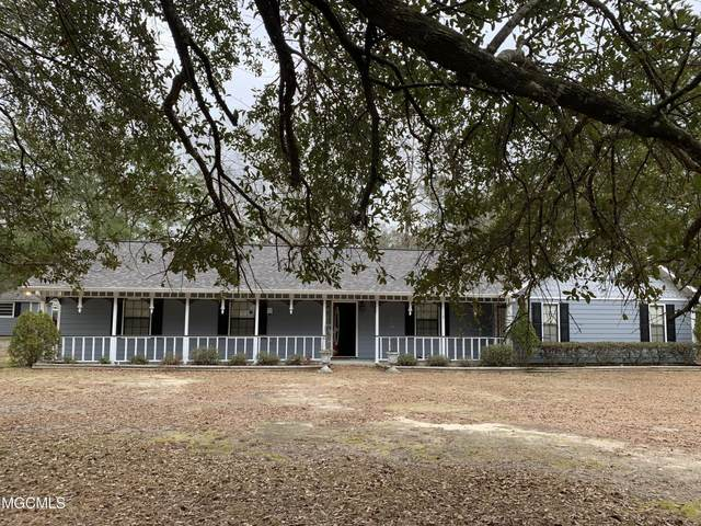 11000 Johns Bayou Rd, Vancleave, MS 39565 (MLS #371801) :: Berkshire Hathaway HomeServices Shaw Properties