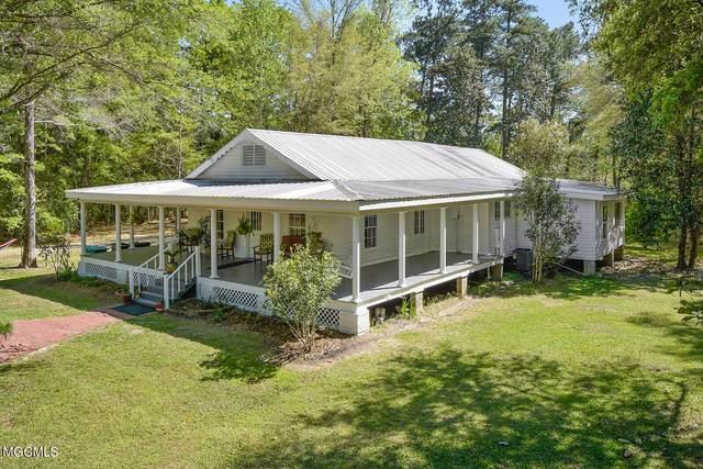 16115 Slade Rd, Kiln, MS 39556 (MLS #371806) :: Berkshire Hathaway HomeServices Shaw Properties