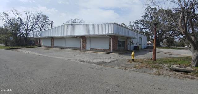 1721 29th Ave, Gulfport, MS 39501 (MLS #371814) :: Berkshire Hathaway HomeServices Shaw Properties