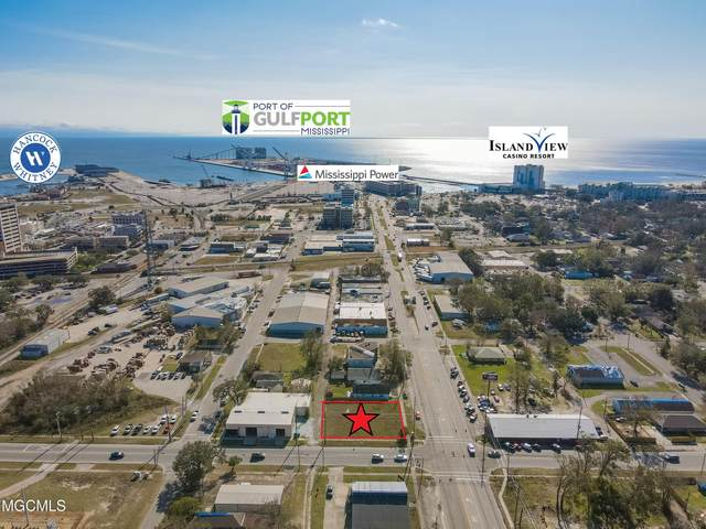 0 30th Ave, Gulfport, MS 39501 (MLS #371897) :: Keller Williams MS Gulf Coast