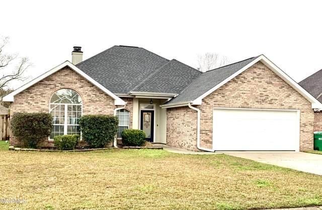 6468 Amherst Dr, Ocean Springs, MS 39564 (MLS #371905) :: Berkshire Hathaway HomeServices Shaw Properties