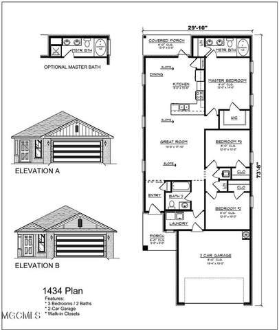 14081 Fox Hill Dr, Gulfport, MS 39503 (MLS #371915) :: Dunbar Real Estate Inc.