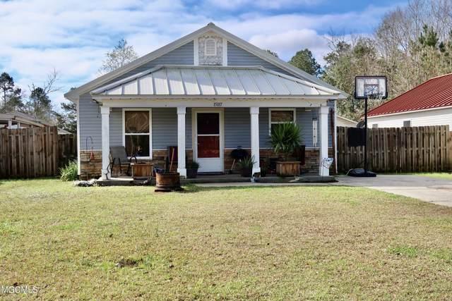 15017 Dillon St, Vancleave, MS 39565 (MLS #371969) :: Keller Williams MS Gulf Coast