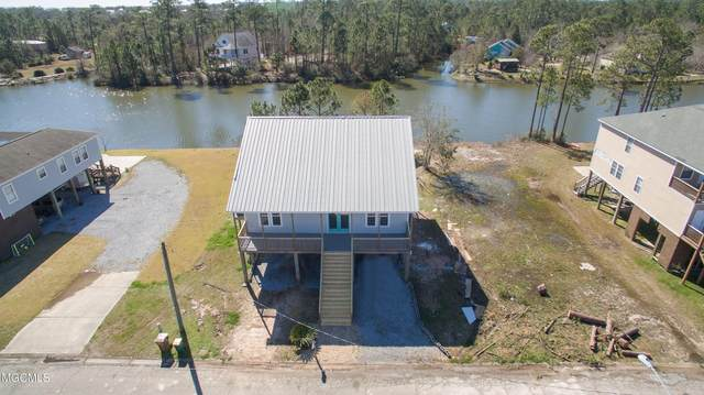317 Lac Bleu Ave, Pass Christian, MS 39571 (MLS #371992) :: The Sherman Group