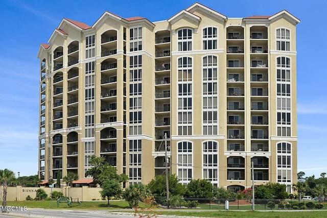 1200 Beach Drive #601, Gulfport, MS 39507 (MLS #371993) :: The Demoran Group at Keller Williams