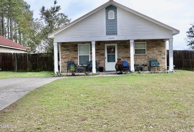 9624 Nevada Ave, Vancleave, MS 39565 (MLS #371996) :: Berkshire Hathaway HomeServices Shaw Properties