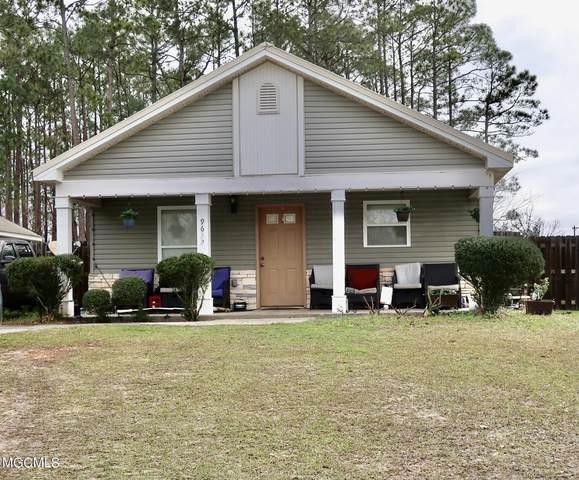 9632 Nevada Ave, Vancleave, MS 39565 (MLS #372003) :: Berkshire Hathaway HomeServices Shaw Properties