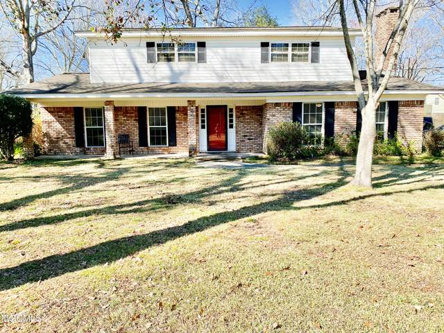 1208 Hickory Hill Dr, Gautier, MS 39553 (MLS #372004) :: Coastal Realty Group