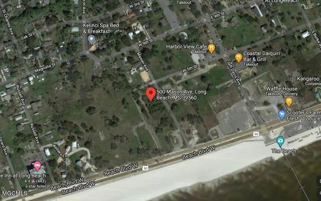 500 Mason Ave, Long Beach, MS 39560 (MLS #372092) :: Coastal Realty Group