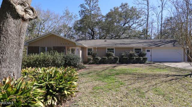 2546 Davidson Rd, Ocean Springs, MS 39564 (MLS #372107) :: Coastal Realty Group
